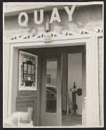 Quay Gallery entrance