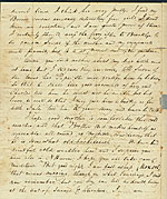 [Samuel Finley Breese Morse, New York, N.Y. letter to Elizabeth Breese page 2]