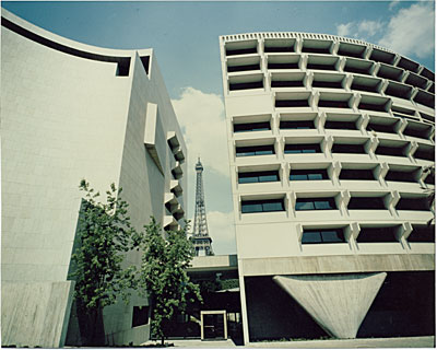 [Australian Embassy, Paris, France]