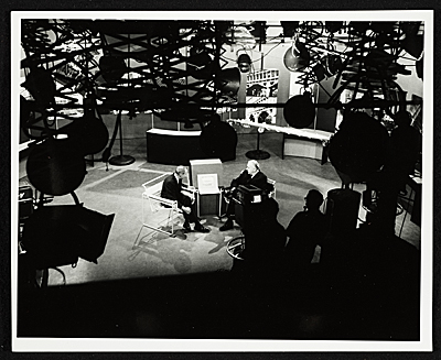 "Marcel Breuer on the ""Today"" show"