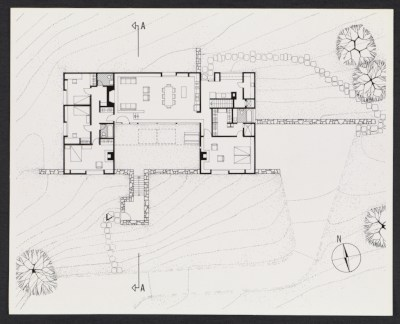[Plans for the Stillman House II]