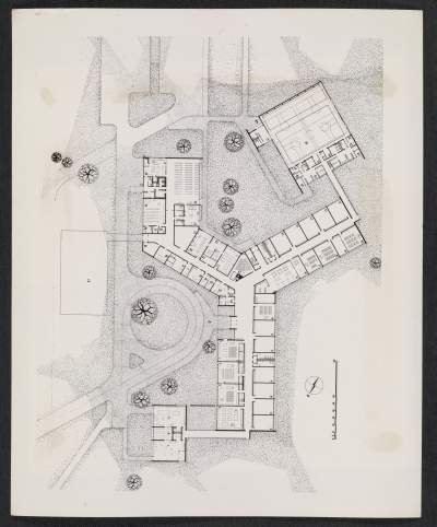 [Plans for Litchfield High School]
