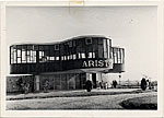 Ariston Club, Mar-Del-Plata, Argentina. Marcel Breuer, Eduardo Catalano, and Francisco Coire, architects
