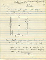 Rufus Stillman, Litchfield, Conn. letter to Marcel Breuer, New York, N.Y.
