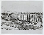 A new hotel for Kabul. Marcel Breuer, Robert F. Gatje, and Walter Brune & Partner, architects