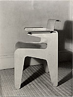 Isokon Chair with arms