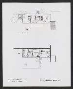 Plans for Marcel Breuers Stillman House