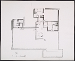 Plans for the Ustinov House in Vevey, Switzerland