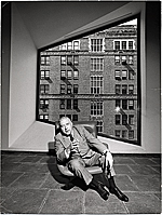 Marcel Breuer in the Whitney Museum of American Art