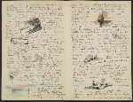[Bolton Coit Brown, Paris letter to Edmund Woodward Brown and Martha Coit Brown pages 1]