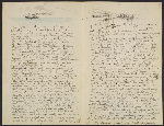 [Bolton Coit Brown, Paris letter to Edmund Woodward Brown and Martha Coit Brown pages 4]