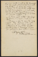 [Bolton Coit Brown, Paris letter to Edmund Woodward Brown and Martha Coit Brown page 11]