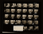 Irena Brynner contact sheet