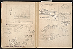 [William E. L. Bunn sketchbook #4 pages 31]