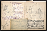 [William E. L. Bunn sketchbook #4 pages 47]
