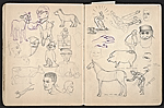 [William E. L. Bunn sketchbook #4 pages 54]