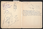 [William E. L. Bunn sketchbook #4 pages 61]