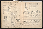 [William E. L. Bunn sketchbook #4 pages 66]