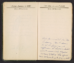 [William E. L. Bunn diary pages 1]