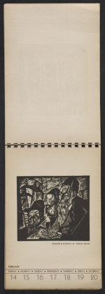 [American block print calendar 1937 pages 8]