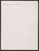[Beauford Delaney letter to Lawrence Calcgano, Paris 1959 2]