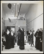 [Installation view of an Alexander Calder exhibition at the Frank Perls Gallery ]