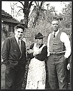 Robert Carlen, Jennie Ora Pippin, and Horace Pippin