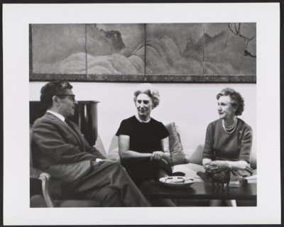 Joseph Trovato, Alice Kaplan, and Margaret Gillies Carlton