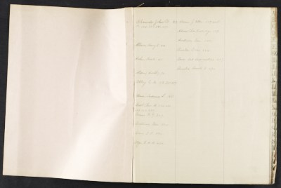 [Carnegie Institute letter book]