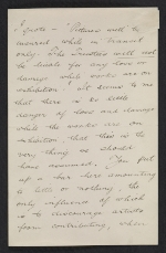 [Andrew Carnegie, Dornoch, Scotland letter to John Wesley Beatty, Pittsburgh, Pa. 1]