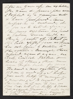 [Mary Cassatt letter to Albert Dakin Gihon 3]