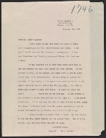 [Mary Cassatt letter to Homer Saint-Gaudens 2]