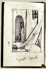 [Sketchbook of Ramón Carulla 1980 sketch 4]