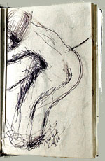 [Sketchbook of Ramón Carulla 1980 sketch 5]