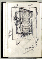 [Sketchbook of Ramón Carulla 1980 sketch 10]