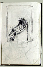 [Sketchbook of Ramón Carulla 1980 sketch 13]