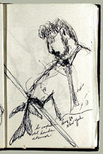 [Sketchbook of Ramón Carulla 1980 sketch 15]