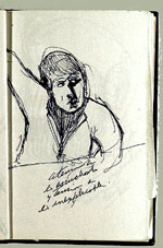 [Sketchbook of Ramón Carulla 1980 sketch 16]