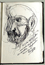 [Sketchbook of Ramón Carulla 1980 sketch 17]