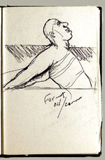 [Sketchbook of Ramón Carulla 1980 sketch 37]