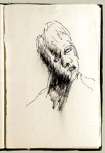 [Sketchbook of Ramón Carulla 1980 sketch 40]