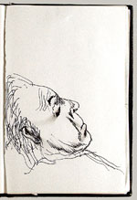 [Sketchbook of Ramón Carulla 1980 sketch 44]