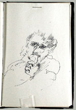 [Sketchbook of Ramón Carulla 1980 sketch 53]