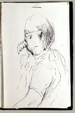 [Sketchbook of Ramón Carulla 1980 sketch 56]