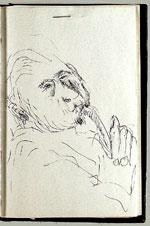 [Sketchbook of Ramón Carulla 1980 sketch 57]