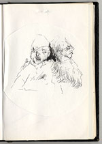 [Sketchbook of Ramón Carulla 1980 sketch 50]
