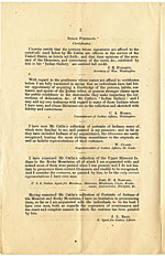 [Leaflet accompanying Petition of George Catlin to Congress page 2]