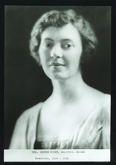 Mrs. George Cooke