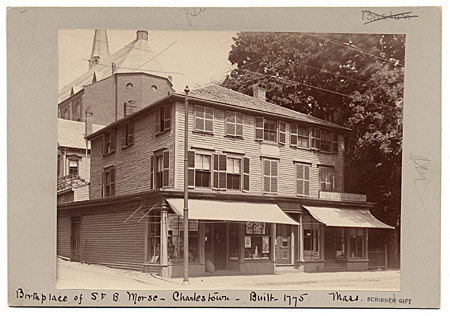 [Samuel Finley Breese Morse's birthplace]