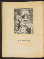 [G. Alan Chidsey scrapbook of cartoons about art and artists' models page 19]